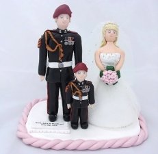 army cake topper