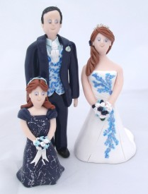 Wedding Cake Topper Extra 2