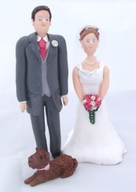 Wedding Cake Topper Extra 3